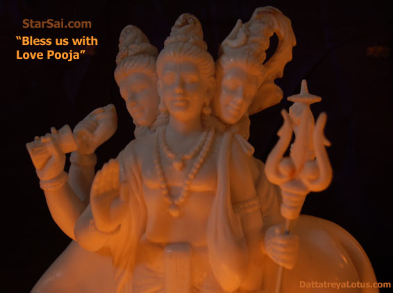 Dattatreya - A Pooja for Guru of all Gurus