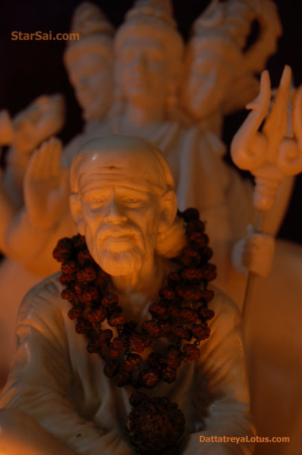 Datta Avatar Saibaba showed me the path of Datta Devotion